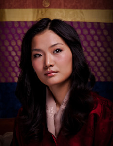 Would-be queen Jetsun Pema. Photo/BBS