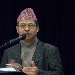 केन्स भूटानी समुदायिक संगठनका अध्यक्ष तेजमान रायका